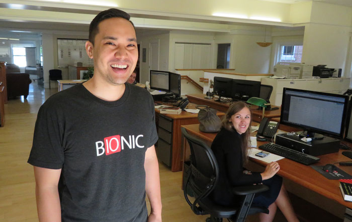 Tyler Kruse joins Bionic as its Communications Director