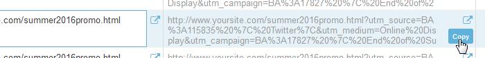 Copy-Google-Analytics-Tracking-URL
