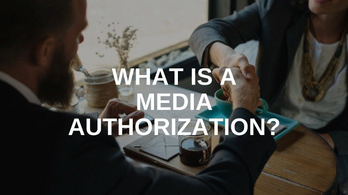 What is a Media Authorization in Advertising?
