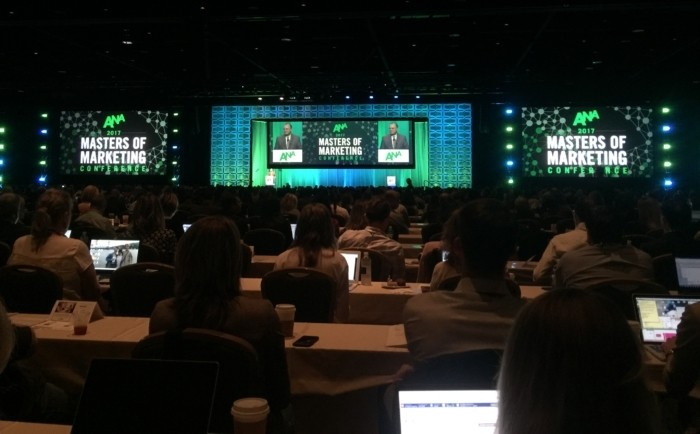 Lessons from the 2017 ANA Masters of Marketing