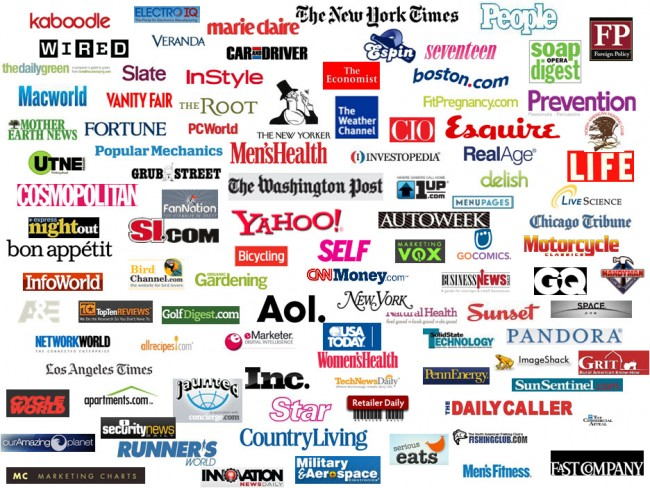 50 Top Web Publishers Tap Bionic's New Ad Sales Tool ... Pictures Publishers