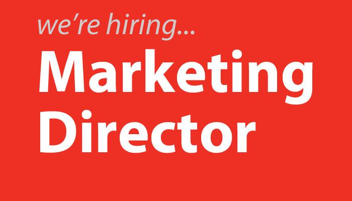 marketing director job