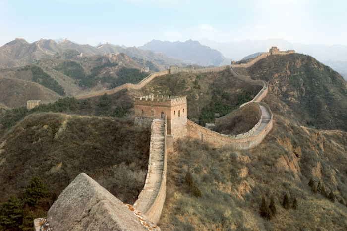 Great Wall Of China How Long It Took To Build