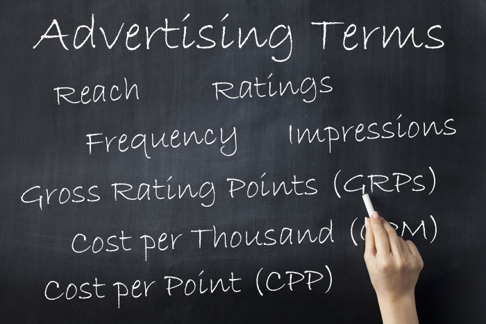 Must Know Advertising Terms And Metrics