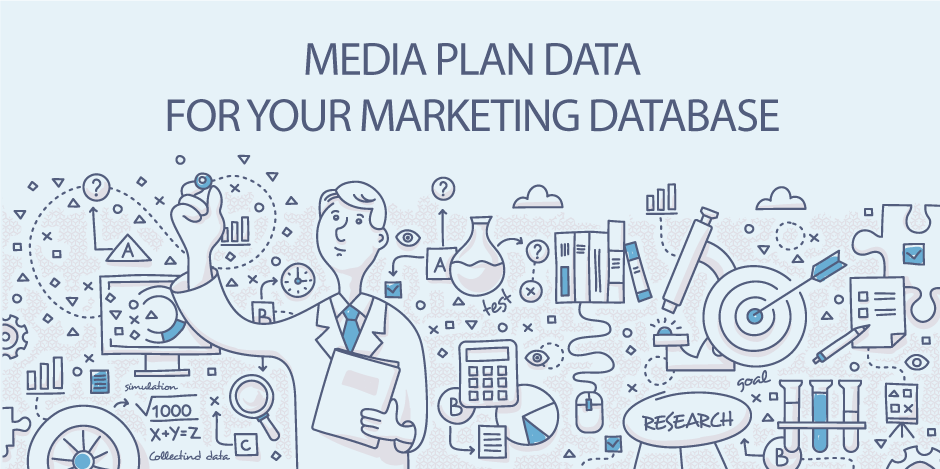 clean media plan data to feed your marketing database bionic