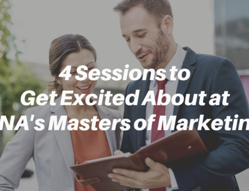 Sessions to Look Forward to at the ANA Masters of Marketing