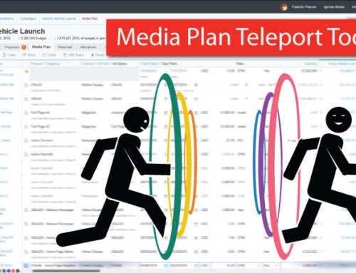 Bionic Speeds Media Planning with New Teleport Tool