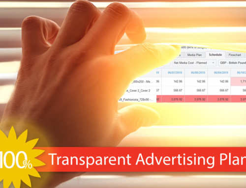 Finally, 100% Transparent Advertising Plans!