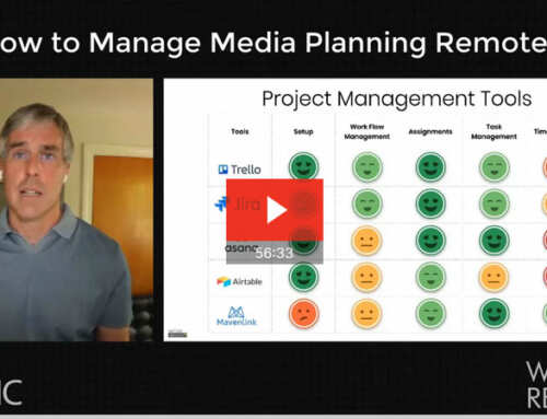 How to Manage Media Planning Remotely