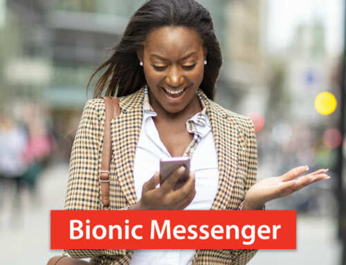 Finally, Instant Messaging for Media Professionals