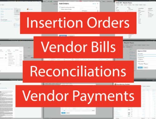 New Tools Automate Insertion Orders, Vendor Bills, Reconciliations, and Payments