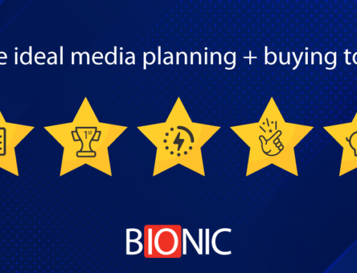 "Why the ""ideal"" media planning + buying tool?"