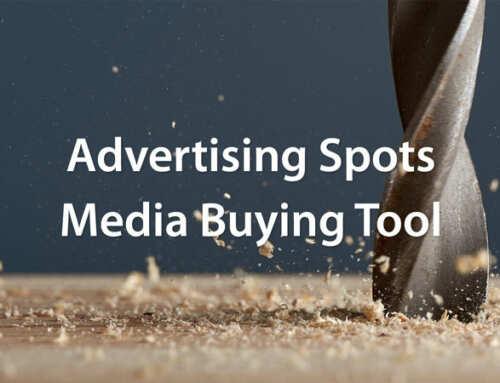 New Ad Spots Media Buying Tool